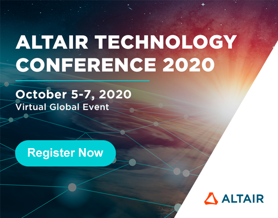 Global Altair Technology Conference 2020
